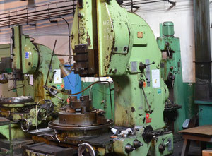 Wmw Stsr 400 Slotting machine