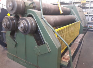 Walcarka Amad 3roll with profile bending shafts