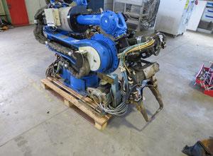 Robot industriale Motoman yr-ms0080w-a00