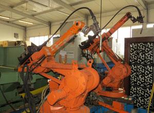Abb Irb 1400 m94a Industrieroboter