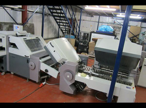Katlama makinası Heidelberg Stahl TH82-4-6-2 Folder