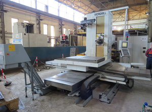 Micromill hbm-4 Table type boring machine CNC