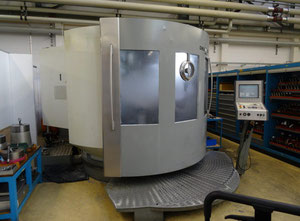 Deckel MAHO DMU 100 T universal machining center - 5 axis