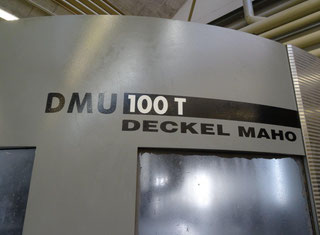 Deckel Maho DMU 100 T P90314079