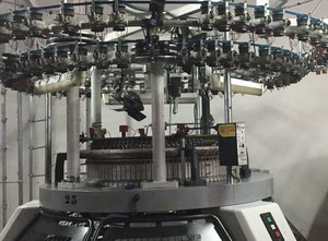 "Mayer MV4-3.2 30"" Circular knitting machine"