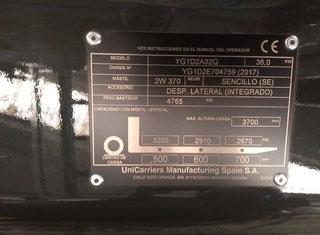 Unicarriers YG1D2A32Q P90315106