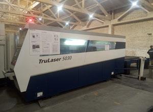 Trumpf TruLaser 5030 Laserschneidmaschine