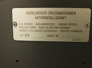 Heidelberg MO P90318003