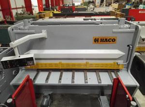 HACO TSL 3000x20 Hydraulische Blechschere
