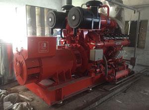 Gruppo elettrogeno Guascor SFGLD 360 630 kW/1500RPM