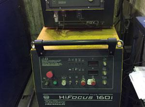 Impianto taglio plasma/ossitaglio Eckert Topaz 2000