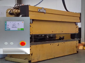 Colly PS 125.4 Press brake