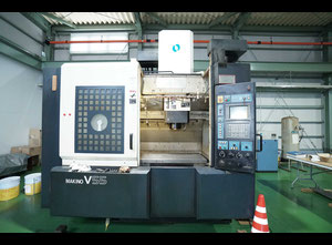 OKUMA vertical machining center V-55