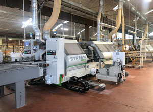 Used Biesse STREAM SB1 7.5 double sided edgebander