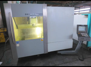 Centre d'usinage vertical DECKEL-MAHO DMC64Vlinear