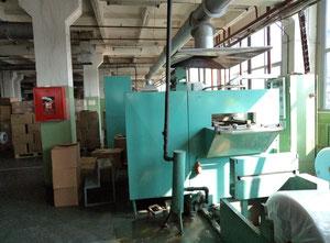 Вакуумформовочная машина для изготовления крышек RDM 50/3