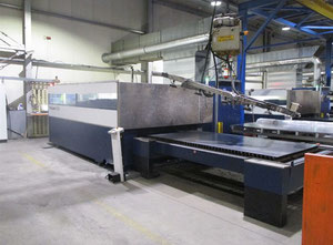 TRUMPF Trulaser 3030 laser cutting machine
