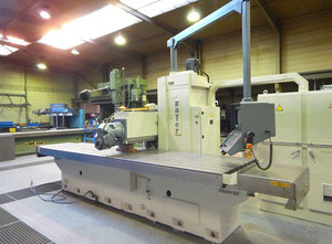 ZAYER 3500 BF universal milling machine