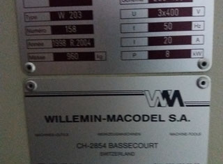 Willemin Macodel W203 P90320116
