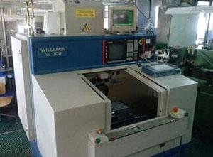 Willemin Macodel W203 Drehmaschine CNC