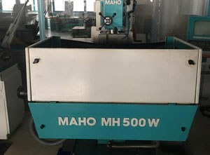Fresatrice verticale Maho Mh 500 w