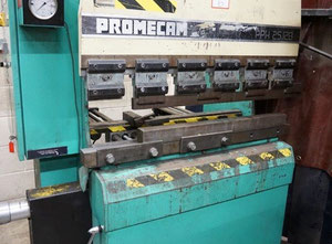 Promecam PPH 25.12B Abkantpresse CNC/NC