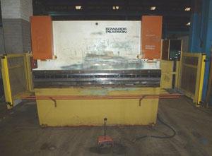 Edwards Pearson 65/2500 SE Abkantpresse CNC/NC