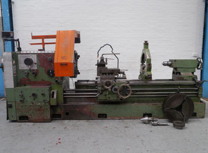 Torno Gurutzpe Super AT 2000/400