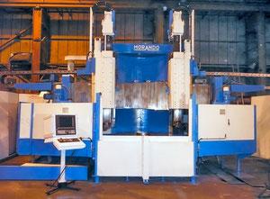 Tokarka karuzelowa CNC Morando VLN17-400