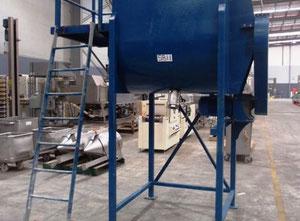 Mezcladora de polvo GD Engineering Safe Mix