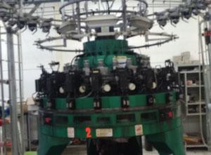 Yuvarlak örgü makinesi Mecmor 3000