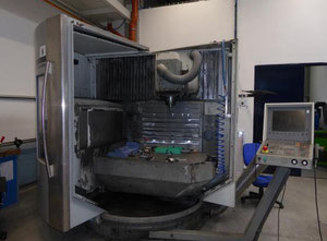 Deckel Maho DMU 80T high speed machining center