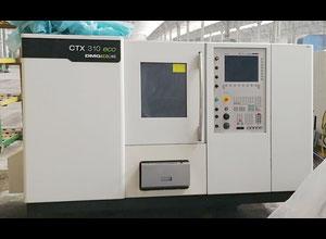 DMG CTX 310V3 Ecoline & barfeeder LNS MoveS2 Drehmaschine CNC