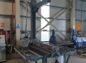 Durma Hrb-4 2013 Plate rolling machine - 4 rolls