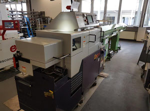 Citizen Cincom B12-VI Swiss type lathe