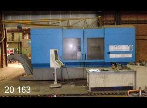 Portálová frézka AUERBACH FBE 2000 / iTNC 530 IKZ