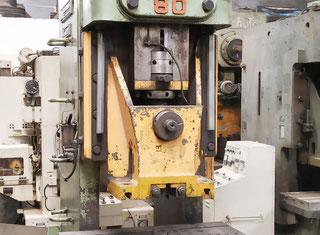 Amada Japan TP-80 metal press 'C' Frame Press: - Exapro