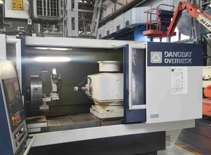 Used DANOBAT OVERBECK ID 600 CNC Cylindrical external / internal grinding machine