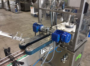 - 1500/h Capping machine