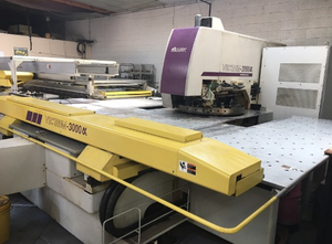 Muratec Wiedemann Vectrum 3000 CNC punching machine