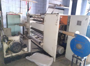 CENTER Slitter paper winder
