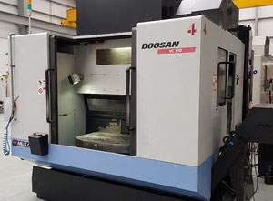 Centre d'usinage vertical Doosan VC510