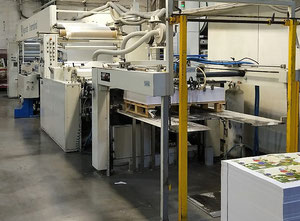 Used Paperplast SF 102 laminator