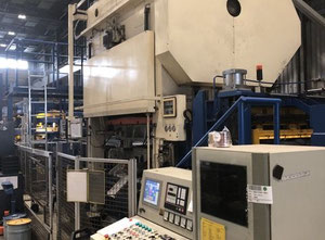 Kaiser V 315 WR 2740 High speed metal press