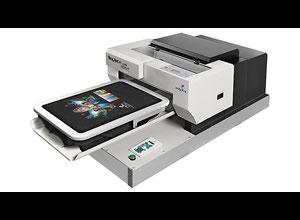 Used Texjet Advanced plus Screen printing machine