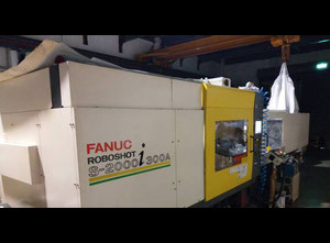 Fanuc S-2000i300A Injection moulding machine