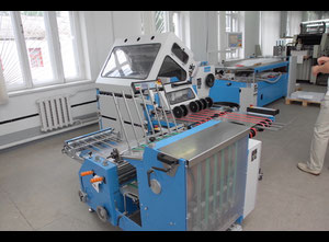 GUK K 74/4 KLL R6, 2006 folding machine