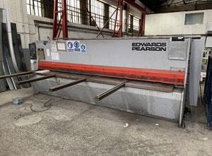 Nożyce gilotynowe hydrauliczne Edwards Pearson VR5/4000