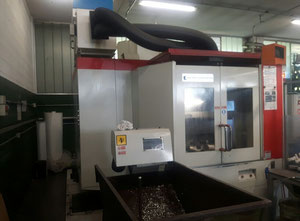 Used QUASER MK 603 S/10 Machining center - palletized