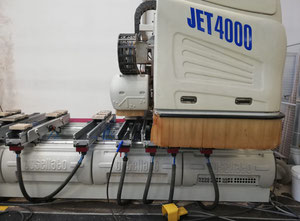 Used Busellato Jet 4000 Wood CNC machining centre